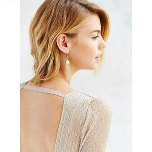 Urban Outfitters Dangle Earrings
